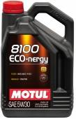 Motul 8100 eco nergy 5w30 (5 L)